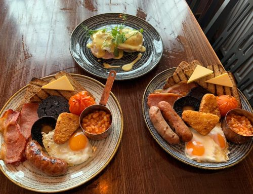 Brunch: Every Saturday 11am – 2.30pm