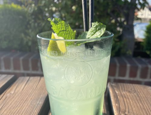 Our Mojito's are MINT!!
